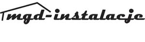 MGD Instalacje logo
